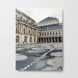Palais Royal, Paris Metal Print