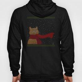 Knitted Wintercat Hoody