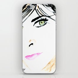 Eyes For You iPhone Skin