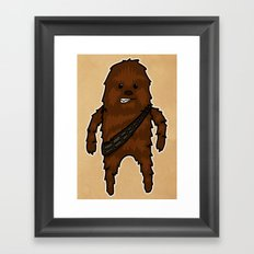 Chewy Framed Art Print