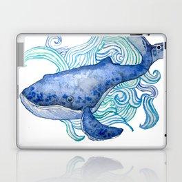 Baleia Laptop & iPad Skin