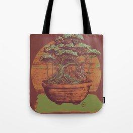 Bonsai Roach Swing Tote Bag