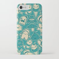 kawaii iPhone & iPod Cases featuring Kawaii by Hoborobo