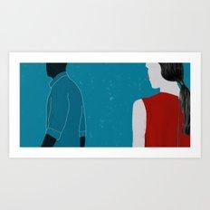 TOGETHER-6 Art Print