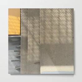 Shafted Metal Print