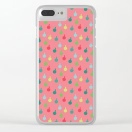 Light me up baby Clear iPhone Case