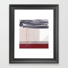 Greyone Framed Art Print