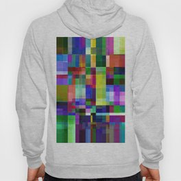 squares and rectangles -104- Hoody