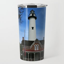 ST. SIMONS LIGHTHOUSE - Golden Isles Travel Mug