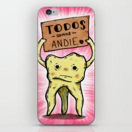 We are Andie iPhone Skin
