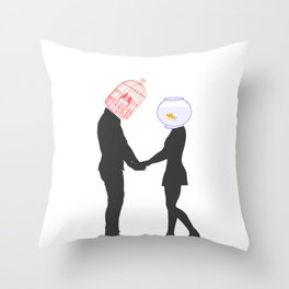 Impossible? Throw Pillow