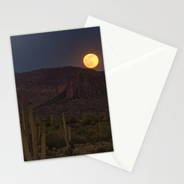 By The Light of the Strawberry Moon Stationery Cards