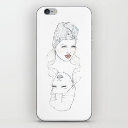 DAPHNE iPhone Skin