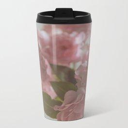 Roses II Metal Travel Mug