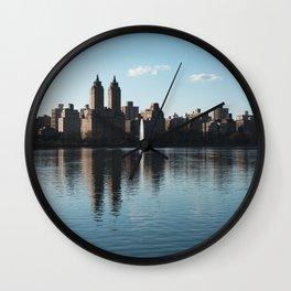 Central Park, NYC Wall Clock