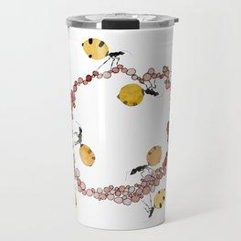 Honey Ant Roundabout Travel Mug