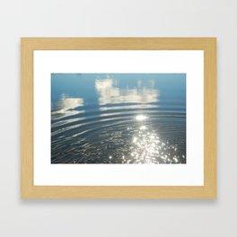 Dreamy Waters Framed Art Print