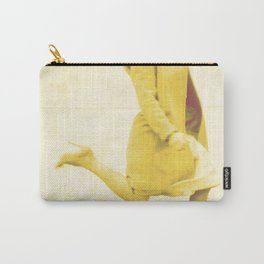 Sunny woman Carry-All Pouch