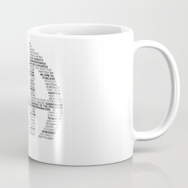Narcotics Anonymous Symbol in Slogans Coffee Mug