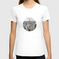 cityscape T-shirts featuring NY Cityscape by Find a Gift Now