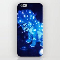 Feelin' Blue iPhone & iPod Skin
