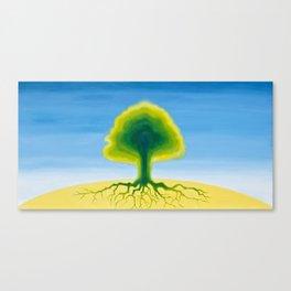 Genesis Series - Day 3 Canvas Print