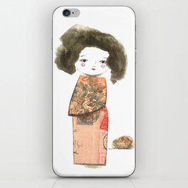 Oriental II iPhone Skin