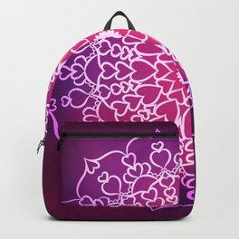 Heart Mandala - WO Backpack