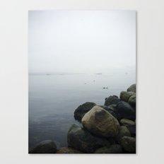 Ocean Fog Canvas Print