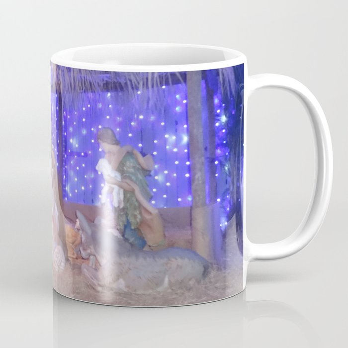 Christmas Nativity Scene Coffee Mug By Orikall Society6