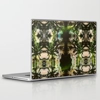 parks and rec Laptop & iPad Skins featuring REC by C. Wood