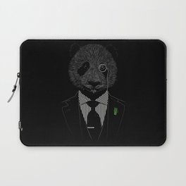 Sir Panda Laptop Sleeve
