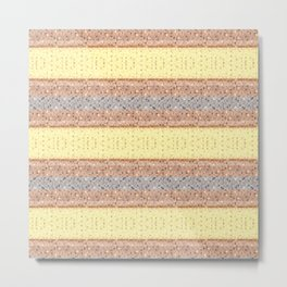 Iteration -Sunshine- (Extra Large No. 5) Metal Print