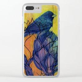 Artichoke Aloe Finch Air Clear iPhone Case