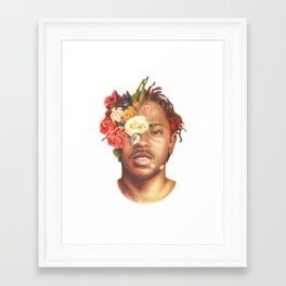 Poetic Justice Framed Art Print