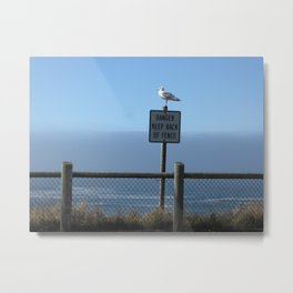 How Long Do I Have To Pose? Metal Print