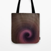 fibonacci Tote Bags featuring Fibonacci  by Erica Chase