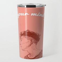 Let Your Mind Go(o) Travel Mug