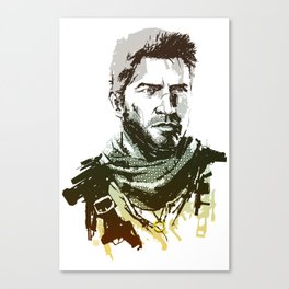 NEW Uncharted 3 Canvas Print