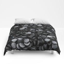 Hockey pucks Comforters
