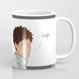 a king and his knight Coffee Mug