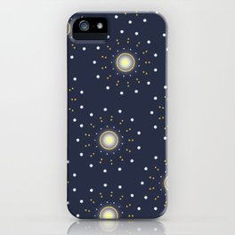 Mesmerizing Stars iPhone Case