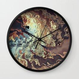 High Peaks & Waters Wall Clock