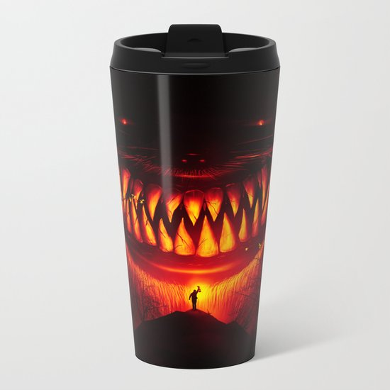 There's No Other Way Metal Travel Mug