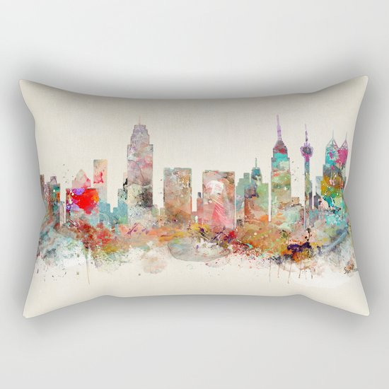 san antonio texas Rectangular Pillow