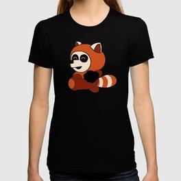 Panda In A Panda T-shirt