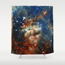 30 Doradus - Tarantula Nebula Shower Curtain
