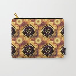 star polygon patterns Carry-All Pouch