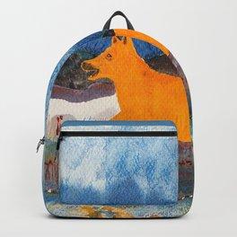 Banjo the Wonder Dog Backpack