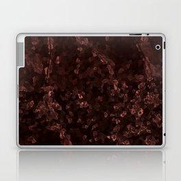 Stone coral - dark Laptop & iPad Skin